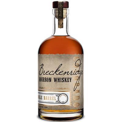 Breckenridge Bourbon Single Barrel 92 @ 750ml
