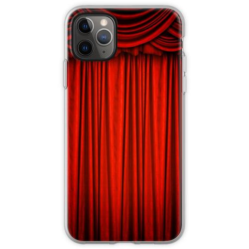 Theater-Duschvorhang Flexible Hülle für iPhone 11 Pro Max