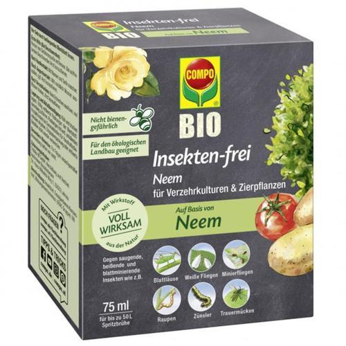 BIO Insekten-frei Neem, 75 ml