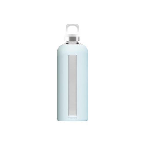 """""""SIGG 8649.40 Glasflasche """"""""Star"""""""", 0,5 Liter, glacier"""""""