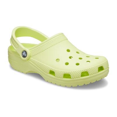 Crocs Lime Zest Classic Clog Shoes
