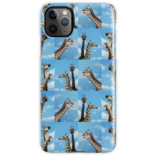Giraffen-Giraffe Giraffen-Giraffe iPhone 11 Pro Max Handyhülle