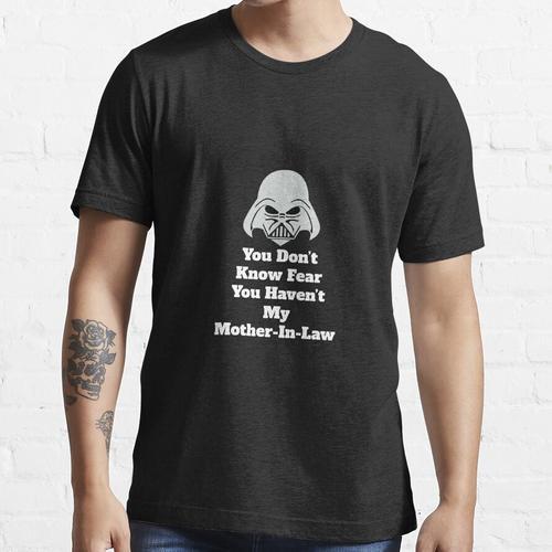 Fun Schwiegermutter Shirt -Fun Schwiegermutter T-Shirt -Fun Schwiegermutter T-Shir Essential T-Shirt