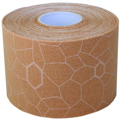 Thera-Band - Kinesiology Tape Rolle - Tape Gr 5 m - 5 cm beige / beige