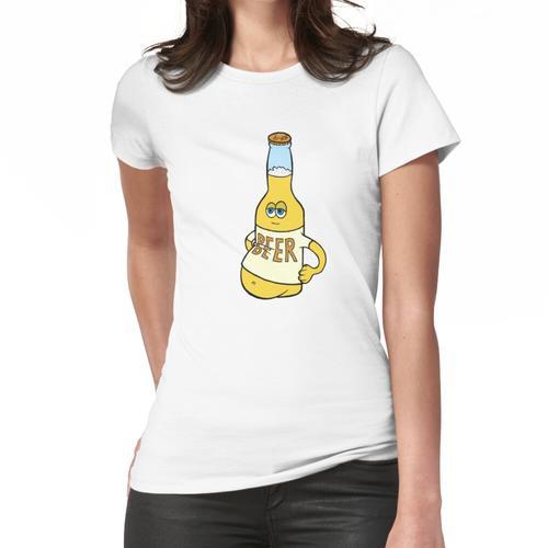 Bierbauch Frauen T-Shirt