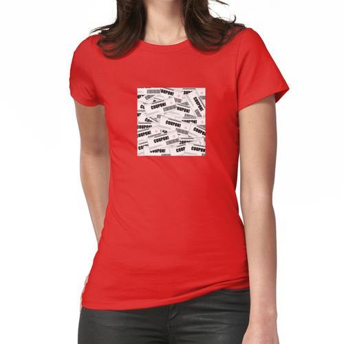 Coupon! Frauen T-Shirt
