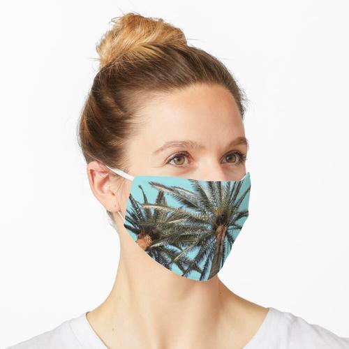 Palmiers-Sur-Napfschnecke Maske