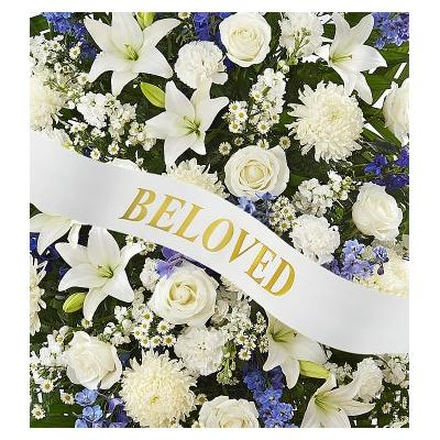 """Sympathy Ribbon """"Beloved Great Uncle"""" Ribbon by 1-800 Flowers"""