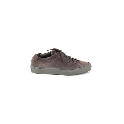 Woman by Common Projects - Woman by Common Projects Sneakers: Gray Solid Shoes - Size 35