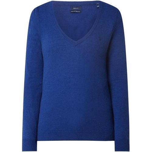 Gant Pullover aus Lammwolle