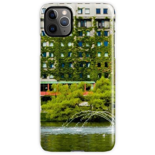 Architektur und Naturfotografie iPhone 11 Pro Max Handyhülle