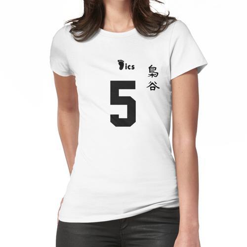 Haikyuu Akaashi Trikot Frauen T-Shirt
