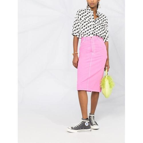 Love Moschino Hemd mit Print