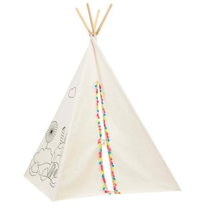 Asweets Painting Play Tent