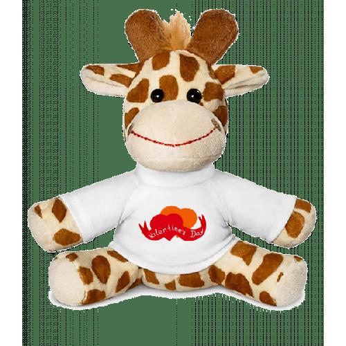 Valentinstag Logo - Giraffe