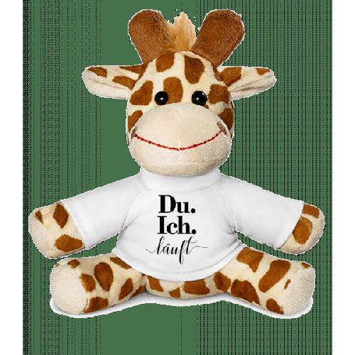Du. Ich. Läuft - Giraffe