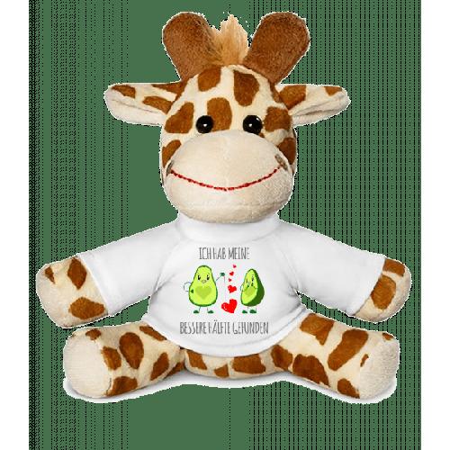 Avocado Love - Giraffe
