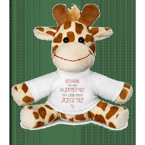Ich Liebe Dich Jeden Tag - Giraffe