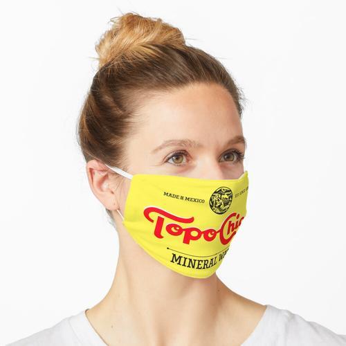 TOPO CHICO Mineralwasser Maske
