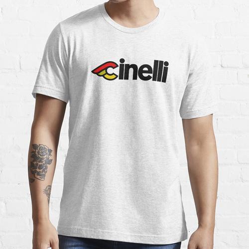 Cinelli Fahrrad Essential T-Shirt