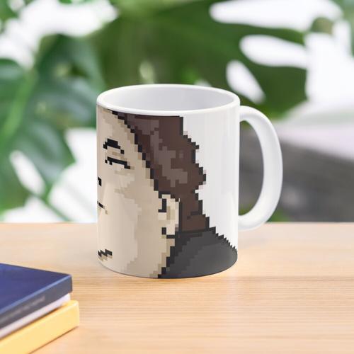 Drachenlord PixelArt Mug