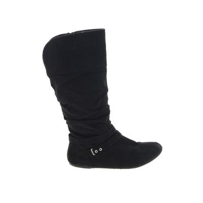 Arizona Jean Company Boots: Black Shoes - Size 4