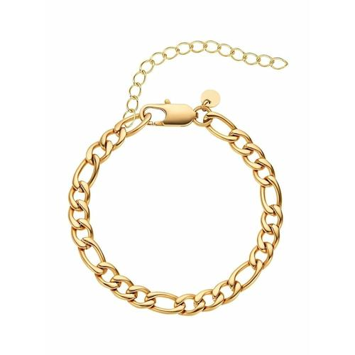 Armband für Damen, Edelstahl Noelani Gold