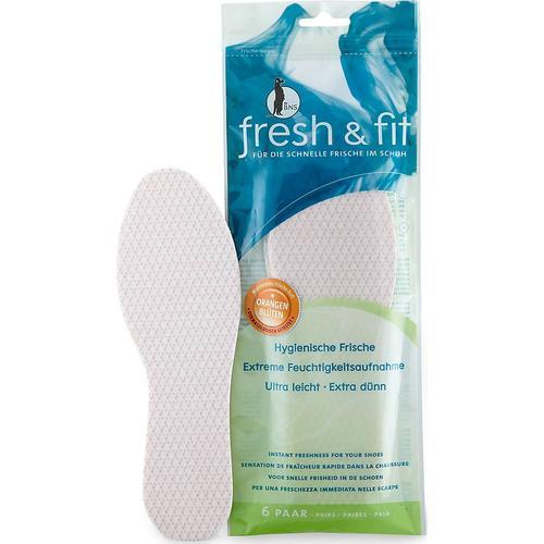BNS, Fresh & Fit Gr. 41/42 in weiß, Pflegemittel für Schuhe
