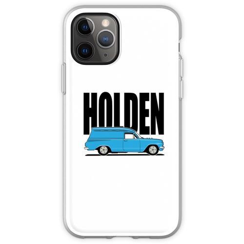 EH Kastenwagen - Blau Flexible Hülle für iPhone 11 Pro