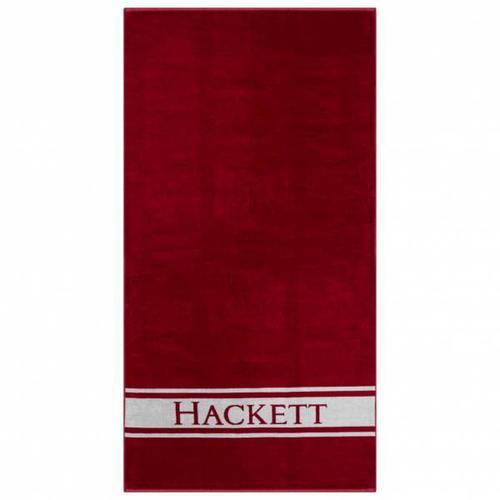 Hackett London Logo Handtuch 90 x 180 Strandtuch HM011812-2DY