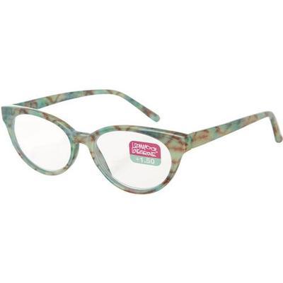 Leoma Lovegrove Womens Palm Printed Reading Glasses