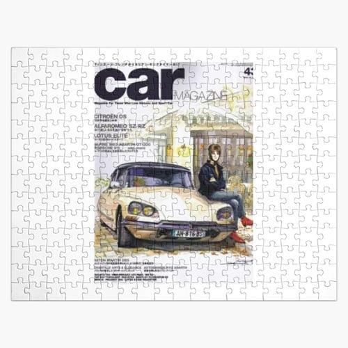 Citroën DS Autohaus Puzzle