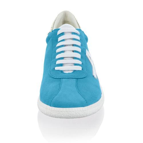 Sneaker Alba Moda Hellblau::Weiß