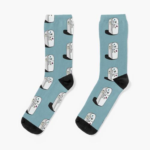 Kühlschrank Socken