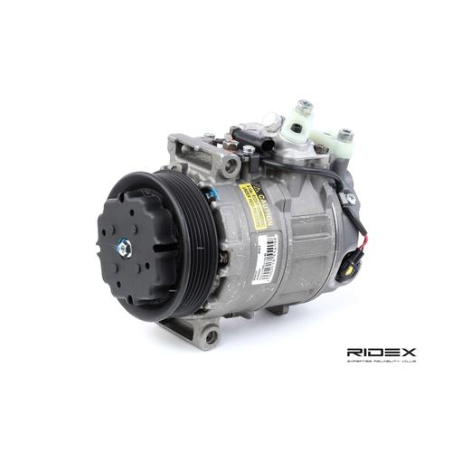 RIDEX Kompressor 447K0032 Klimakompressor,Klimaanlage Kompressor MERCEDES-BENZ,C-CLASS W203,E-CLASS W211,C-CLASS W204,C-CLASS T-Model S204