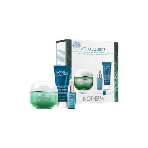 Biotherm Gesichtspflege Aquasource Aquasource Gel Set Aquasource Gel 50 ml + Life Plankton Elixir 7 ml + Aquasource Night Spa 20 ml 1 Stk.