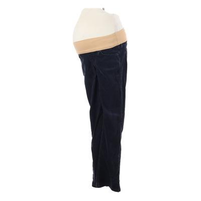 Gap Cord Pant: Blue Solid Bottom...