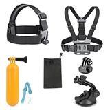 AKASO – ensemble d'accessoires d...