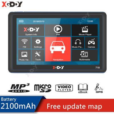 Xgody – Navigation GPS pour voit...