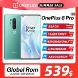 Rom globale Oneplus 8 Pro 5G Sma...
