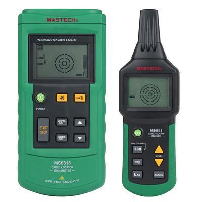 MS6818 – détecteur de câbles éle...