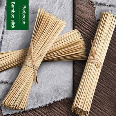 Brochettes de Barbecue en bambou...