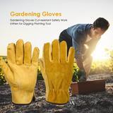 Gants de jardinage robustes pour...