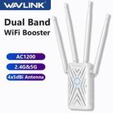 Répéteur WiFi double bande 1200/...
