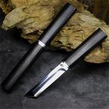 Couteau droit de samouraï japona...