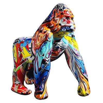 Sculpture et Statue de gorille, ...