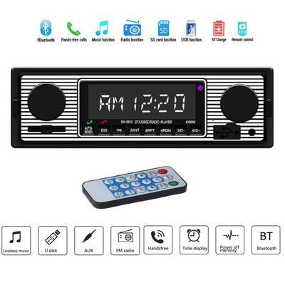 Autoradio Bluetooth Radio Vintag...