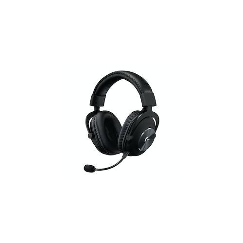 Logitech PRO X Kopfhörer Kopfband 3,5-mm-Anschluss Schwarz