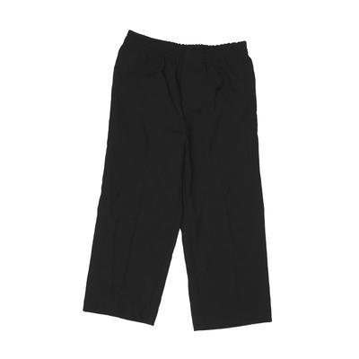 Perry Ellis Portfolio Dress Pants - Elastic: Black Bottoms - Size 3Toddler