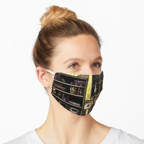 Rosenkohl Art Maske